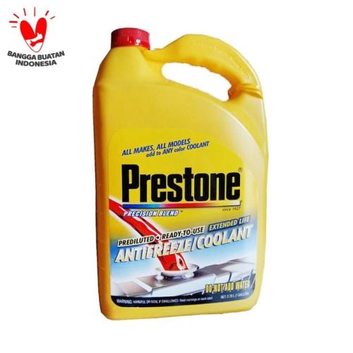 Foto Produk PRESTONE Antifreeze Radiator Coolant ( 1 Gallon - 3.78L) - Siap Pakai - Merah dari UNICAL GREASE