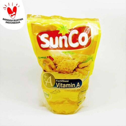 Foto Produk SUNCO MINYAK GRG POUCH 2 L dari LotteMart Indonesia