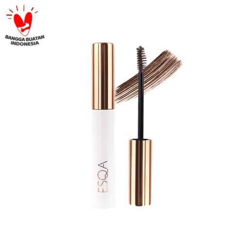 Foto Produk ESQA FREEZE Brow Mascara - Dark Brown dari ESQA Cosmetics
