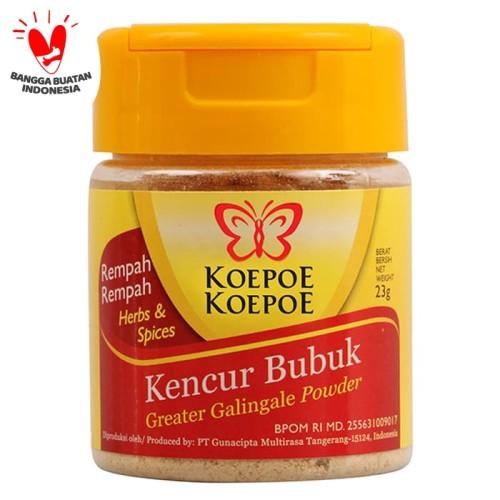 Foto Produk Kencur Bubuk 23gr dari Koepoe-Koepoe Store