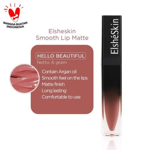Foto Produk ElsheSkin Smooth Lip Matte Hello Beautiful dari ElsheSkin