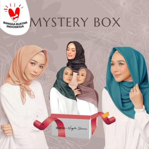 Foto Produk Mystery Box Diario x Nagita Slavina dari diario