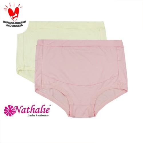 Foto Produk Celana Dalam Hamil Nathalie Underwear NTC 2097 - Cokelat, L dari Flyman Nathalie Store