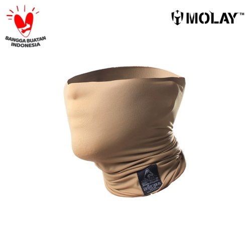 Foto Produk Molay Neck Gaiter - Tan dari Molay