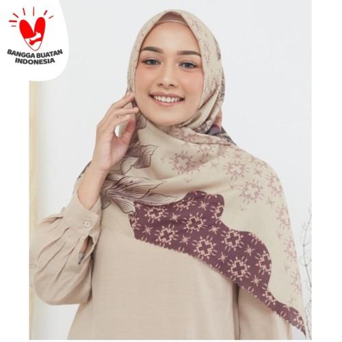 Foto Produk ESLY Novella Scarf   Hijab Segi Empat Superfine Voal - ORI 120 X 120 dari THE NOVELLA SCARF