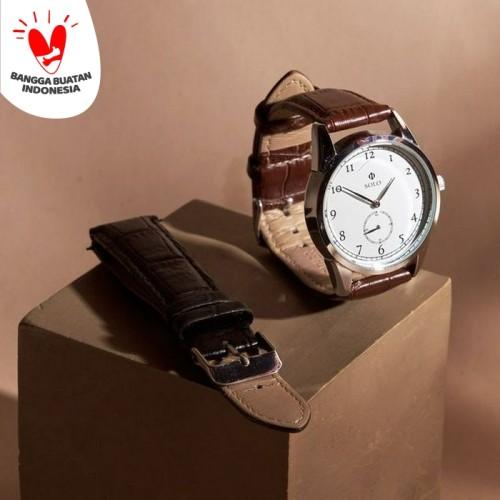 Foto Produk Jam Tangan Solo Timepiece - Bundle Set (Hitam & Coklat) dari Solo Timepiece