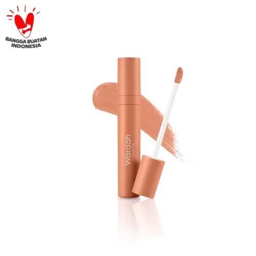 Foto Produk Wardah Colorfit Velvet Matte Lip Mousse 09 Ombre Charmer 4 gr dari Wardah Official