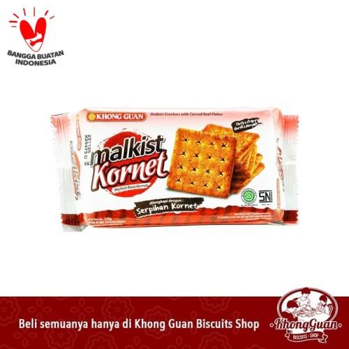 Foto Produk Khong Guan Malkist Kornet dari Khong Guan Biscuits Shop
