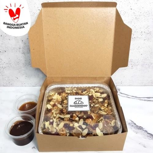 Foto Produk Don Bakeshop Sourdough Bread Pudding - Sourdough Bread Pudding dari Don Bakeshop