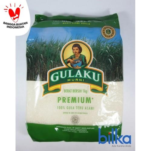 Foto Produk GULAKU PREMIUIM 1kg dari Bilka Supermarket