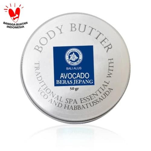 Foto Produk Body Butter 50gr - Avocado dari Bali Alus Official