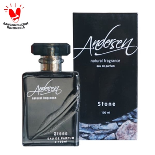 Foto Produk Morris Andersen Stone 100ml Silver dari Morris Parfum