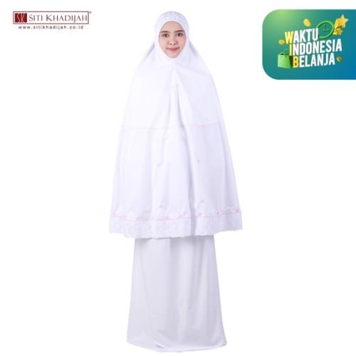 Foto Produk Mukena Siti Khadijah Classic Signature Camelia - pink dari Mukena Siti Khadijah