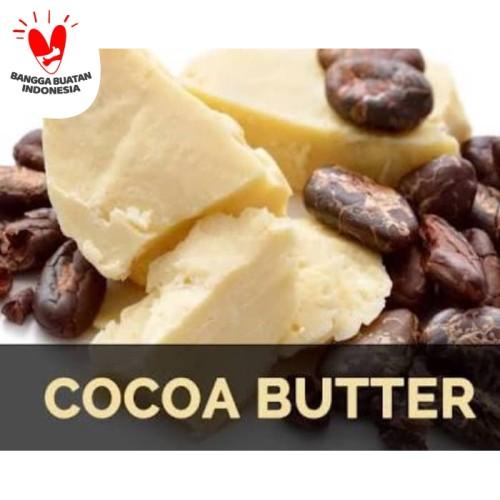 Foto Produk Cocoa Butter Unrefined 50 Gram dari Syah-House
