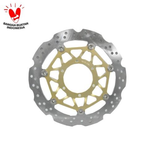 Foto Produk Piringan Cakram Depan New CBR 250RR 45120K64N01 dari Honda Cengkareng