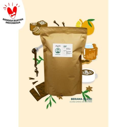 Foto Produk Berawa Blend 1kg dari Hungry Bird Coffee