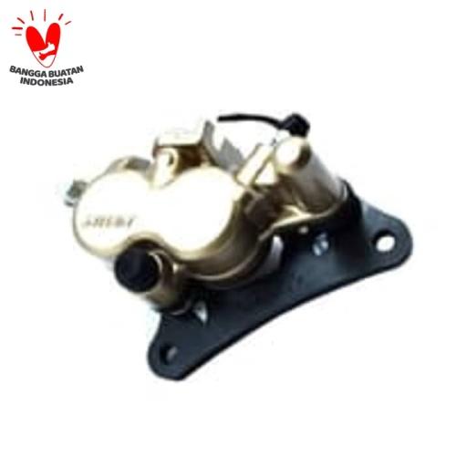Foto Produk Caliper Sub Assy R FR CB150R Streetfire CBR 150R K45A K45G dari Honda Cengkareng
