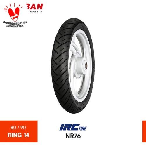 Foto Produk Ban Motor IRC TT NR76 80/90 Ring 14 Tubetype dari Proban Motoparts