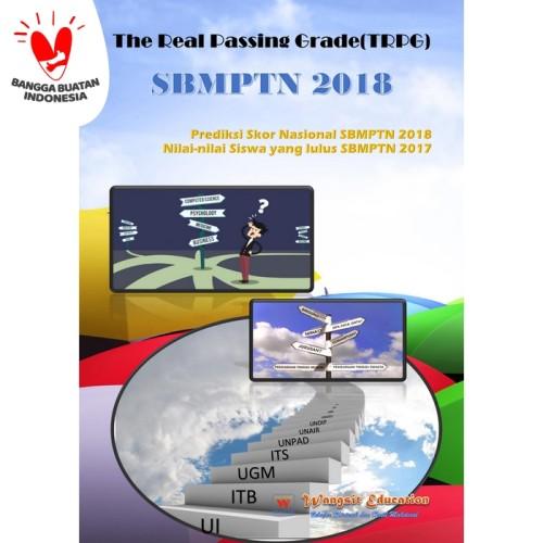 Foto Produk Buku Wangsit TRPG | The Real Passing Grade SBMPTN 2018 dari Buku Wangsit SBMPTN