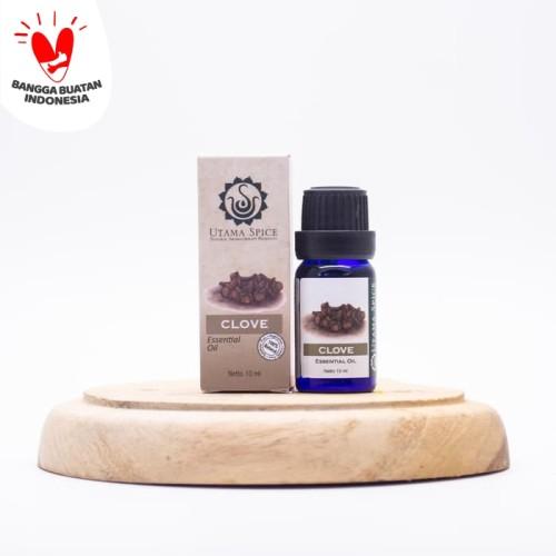 Foto Produk Clove Essential Oil 10ml 100% Pure dari Utama Spice