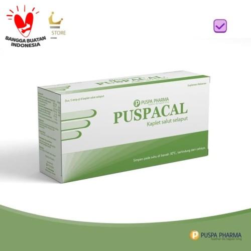 Foto Produk Puspacal - Memelihara kesehatan tulang dari Puspa Pharma Store