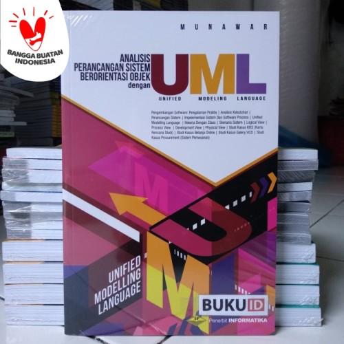 Foto Produk Buku Analisis Perancangan Sistem Berorientasi Objek dengan UML dari Buku ID
