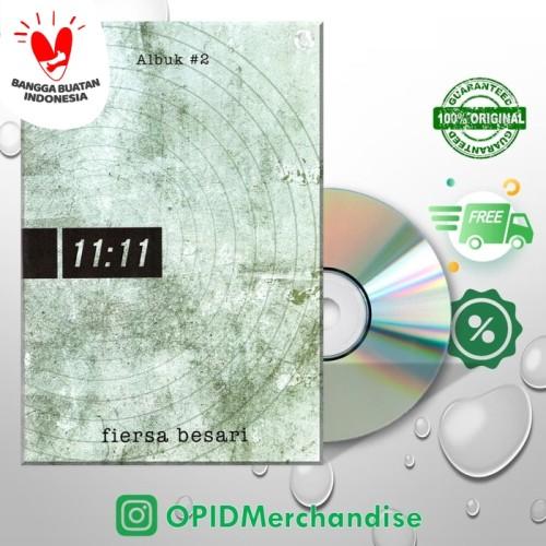 Foto Produk Buku Albuk #2 11:11 by Fiersa Besari (Bonus CD Album Original) dari OPID Merchandise