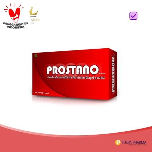 Foto Produk Prostano Membantu Memelihara Kesehatan Fungsi PROSTAT dari Puspa Pharma Store