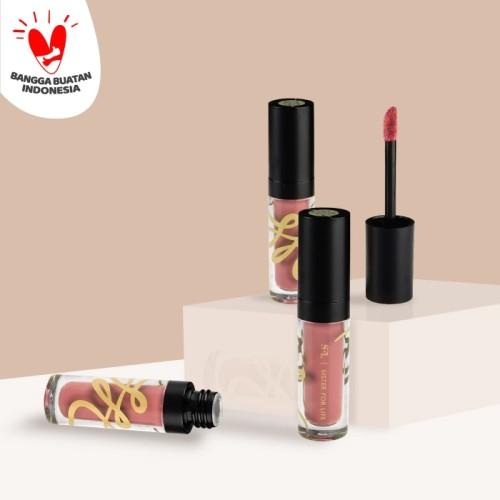 Foto Produk SFL Beauty Fluff Lip cream Colleen dari Sister For Life