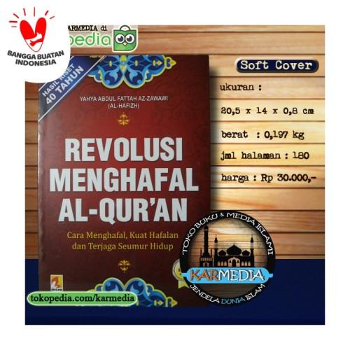 Foto Produk Revolusi Menghafal Al Quran - Cara Menghafal Quran - Insan Kami dari karmedia