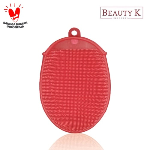 Foto Produk BeautyK Eco Silicone Beauty & Body Shower Towel Pink dari BeautyK Indonesia