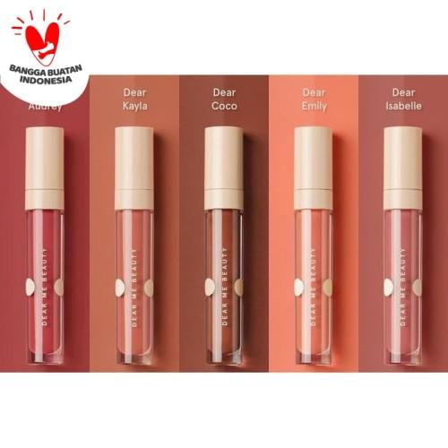 Foto Produk Dear Me Beauty Perfect Gloss Lip Liquid - Dear Fiona dari BEAUTYHAULINDO