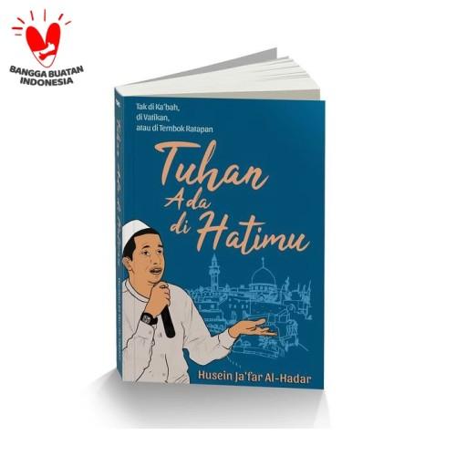 Foto Produk BUKU TUHAN ADA DI HATIMU dari Millennia Bookstore