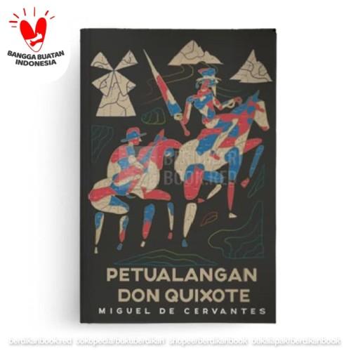 Foto Produk Petualangan Don Quixote dari Berdikari Book