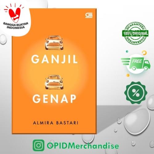 Foto Produk Buku MetroPop: Ganjil Genap, Almira Bastari dari OPID Merchandise