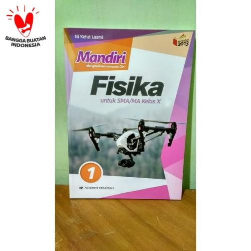 Foto Produk MANDIRI FISIKA 1 UNTUK SMA/MA KELAS X ( K13N ) dari Toko Buku Mata Air