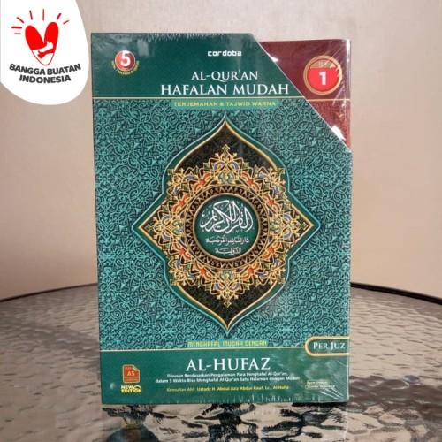 Foto Produk Al Quran Hafalan Terjemah Al-Hufaz PerJuz ukA5 Alquran Alhufaz Per Juz dari ALIDA