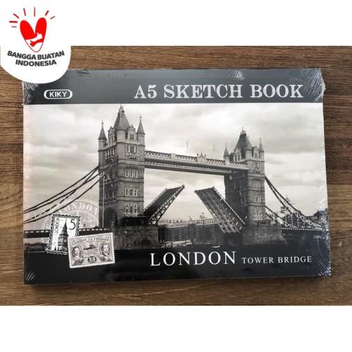 Foto Produk Buku Gambar Sketsa (Sketch Book Kiky A5) dari Paper Shop Jkt