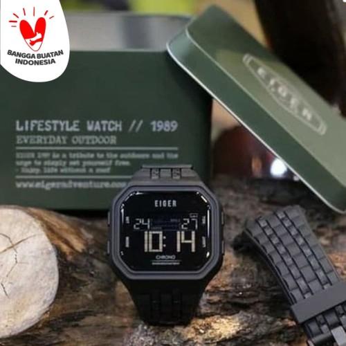 Foto Produk Jam Tangan Eiger Original Linville (910005091) dari door outdoor
