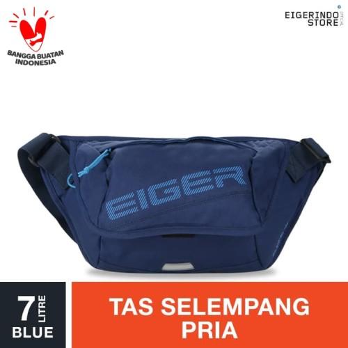 Foto Produk Eiger Alpine W Cross Sling Bag 7L - Blue dari Eigerindo Store