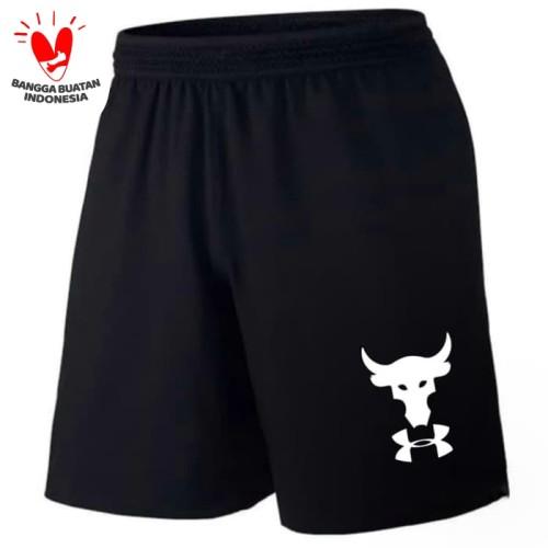 Foto Produk CELANA SPORT BULL fitnes / Celana olahraga gym pendek training dari Bolapedia