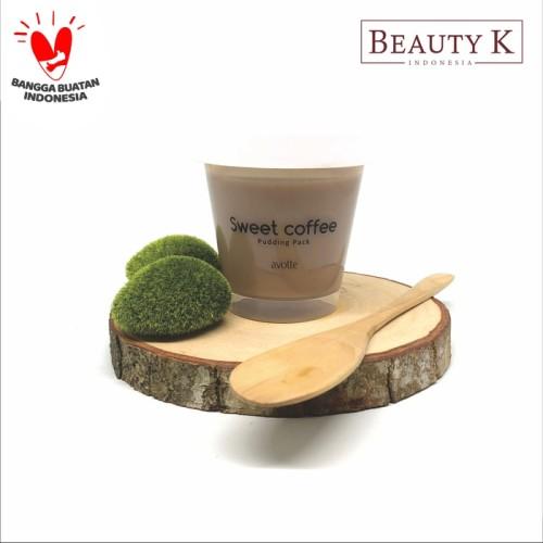 Foto Produk BeautyK Avotte Sweet Coffee Pudding Pack dari BeautyK Indonesia