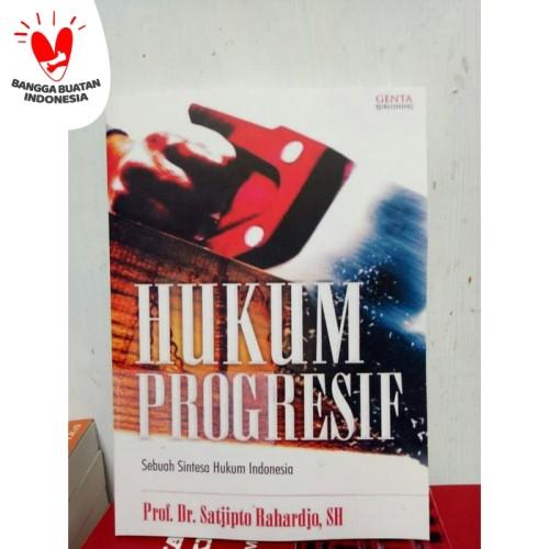 Foto Produk Hukum Progresif - Satjipto Rahardjo dari City Store Malang