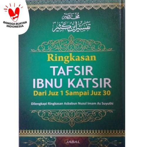 Foto Produk Ringkasan Tafsir Ibnu Katsir - Juz 1 Sampai Juz 30 - Buku Agama Islam dari Kinantikomik