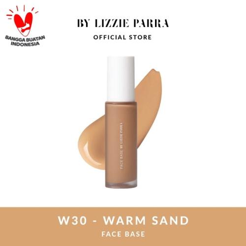 Foto Produk FACE BASE BLP - W30 - WARM SAND dari BLP Beauty