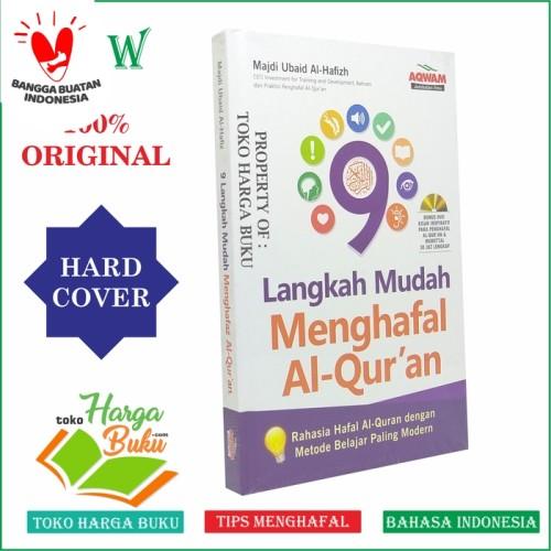 Foto Produk 9 Langkah Mudah Menghafal Al-Quran dari Toko Harga Buku
