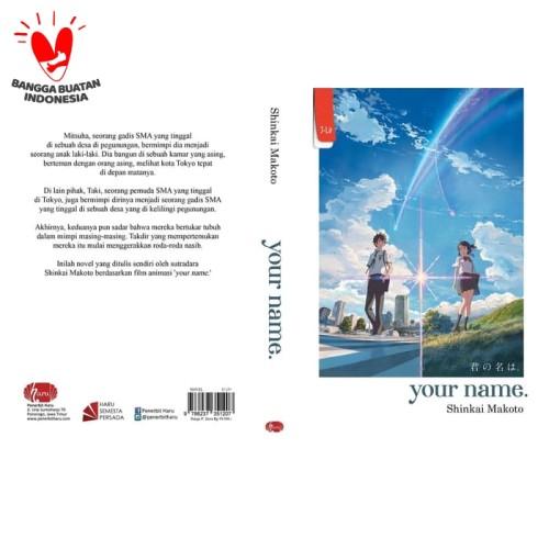 Foto Produk Your Name dari Penerbit Haru