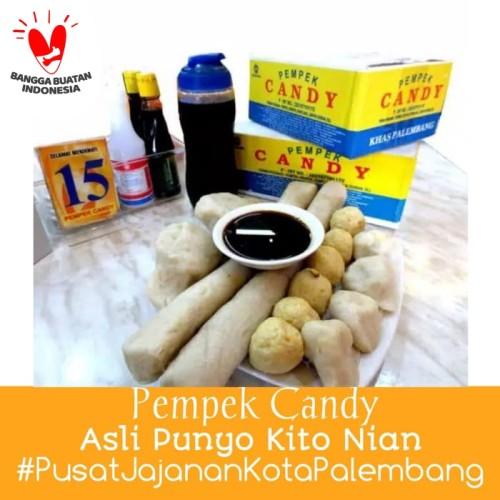 Foto Produk Pempek Candy Empek Empek Candy Asli Palembang Paket 150rb Kecil dari AMPERASHOP10