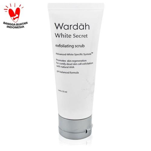 Foto Produk Wardah White Secret Exfoliating Scrub 50 ml dari Debelleza Shop