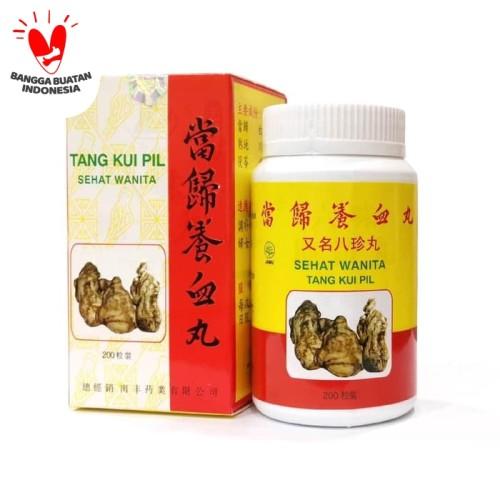 Foto Produk Nan Fung - Tang Kui Pil Obat Herbal untuk Tambah Darah dari CITRA DELI KREASITAMA
